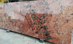 Alska red granite