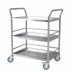 Multi Shelves Tray Trolleys