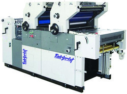 Double Color Offset Press