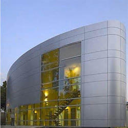 Structural Glazing - Aluminium Composite Panels Manufacturer from Noida