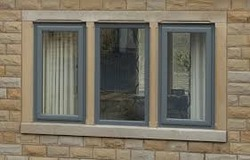 finest selection bbe27 f211c Coloured UPVC Window