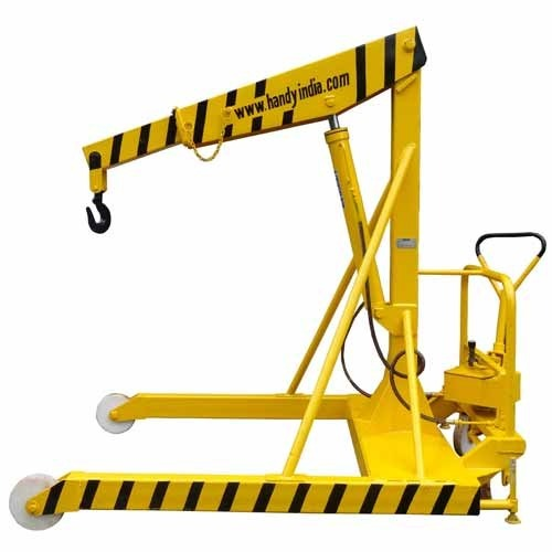 Mobile Jib Crane View Specifications Amp Details Of Mobile