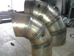 GI Round Ducting Service