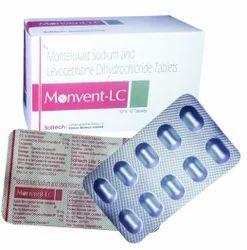 Montelukast Sodium and Levocetrizine Dihydrochloride