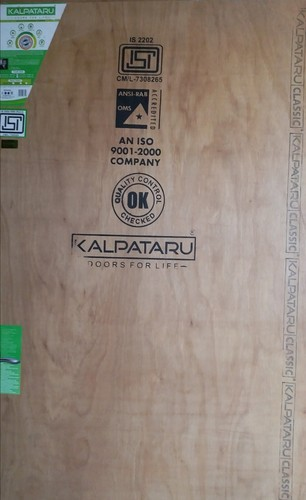 Brown Kalpataru Doors for Home