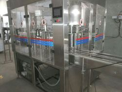 Automatic Pure Mineral Water Filling Machine