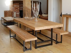 Metal Wood Furniture