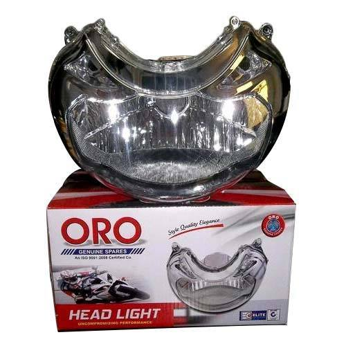 Bajaj Discover 100cc Headlight, Automotive Lights And