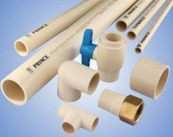 Prince Cpvc Pipes And Fittings