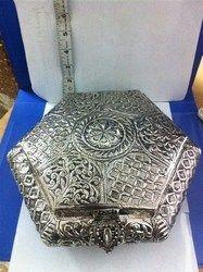 White Metal Big Box