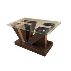 Glass Central Table