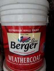 Berger Wheater Coat