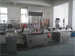 Tomato Bottle Filling And Capping Machines