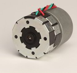 Bidirectional Miniature Geared Synchronous Motor