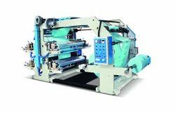 Four Colour Flexo Printing Machine