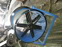 Rotomolding Cooling Fan