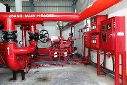 Fire Pump Room Installation Service
