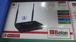 Mimo Wireless Network Router