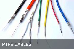 Copper PTFE Insulated Cables, Packaging Type: Roll