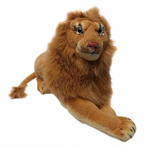 Brown Lion Soft Toys 6994d9291efe