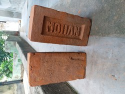 Square Red Bricks, Size: 10??5??3inch