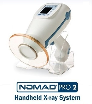 Nomad Pro 2 Handheld Portable Dental X Ray System