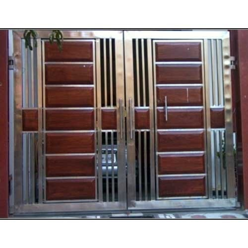Designer Stainless Steel Safety Gates at Rs 600 /onwards ...