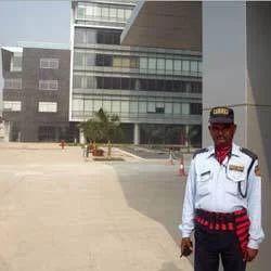 hospital security guard job description