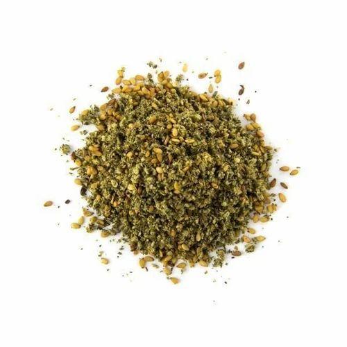 Zatar Spice Powder Packaging Size Multicolor
