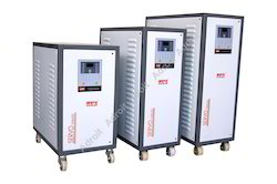 Air Cooled 15 KVA Servo Stabilizer