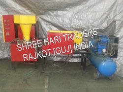 Automatic Pneumatic Incense Making Machine, 5-10 kg/hr, 200-250 strokes/min