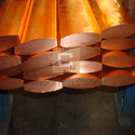 Phosphorise Copper Oval