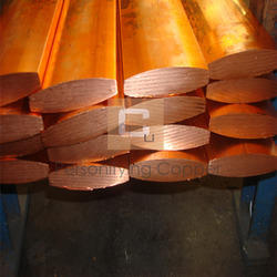 Phosphorise Copper Oval