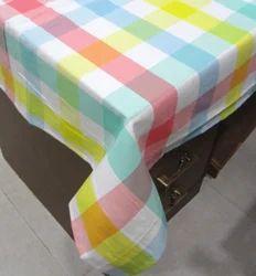 Multicolor Woven Table Linens