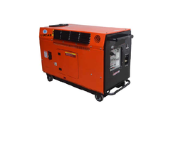 Petrol Silent Generator 3000PS for Agriculture, Power: 220 Volts