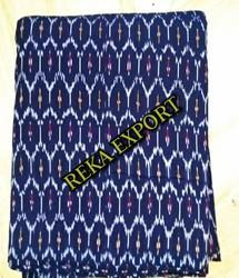 Yarn Dyed Ikat Fabric