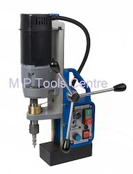 Magnetic Drill Press Machine with Stand - Broach Core Cutter