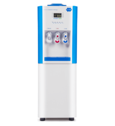 blue mount dispenser with ro alkaline led comfort