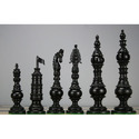 Bone Chess Set Tower