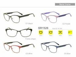 SR1526 Metal Designer Eyewear