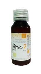 Mefenamic Paracetamol Oral Suspension