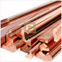 Copper J Sections