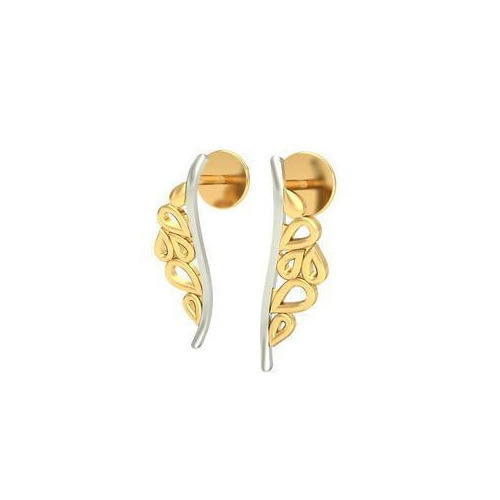 Gold Earring at Rs piece Gold Earrings