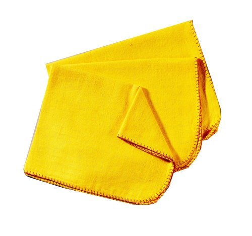Cotton Yellow Cleaning Duster