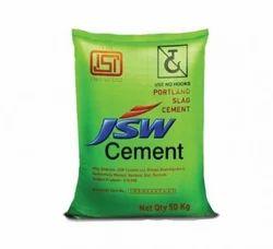Jsw Slag Cement, Packaging Size: 50 Kg