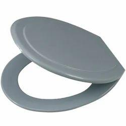 Polo Grey Toilet Seat Cover