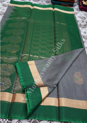 Plain Silk Cotton Sarees