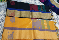 Pattu Silk Cotton Sarees