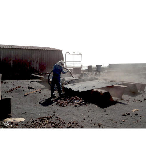Copper Slag Blasting Services