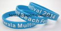 Engraved Silicone Wristbands